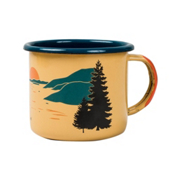 United By Blue Inlet Enamel Steel Mug 2017, , medium