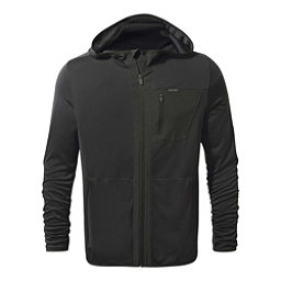 Craghoppers Nat Geo Nosilife Elgin Hooded Mens Jacket, Black Pepper, 256