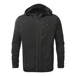 Craghoppers Nat Geo Nosilife Elgin Hooded Mens Jacket, Black Pepper, 256