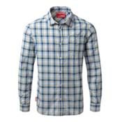 Craghoppers Nat Geo Nosilife Prospect Long Sleeve Mens Shirt, Deep Blue Combo, medium