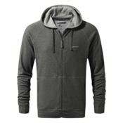 Craghoppers Nat Geo Nosilife Avila II Hooded Mens Jacket, Black Pepper Marl, medium