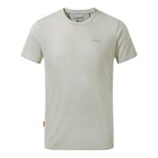 Craghoppers Nosilife Active Mens T-Shirt, Bone, medium