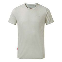 Craghoppers Nosilife Active Mens T-Shirt, Bone, 256