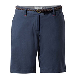 Craghoppers Nat Geo Nosilife Fleurie Womens Shorts, Soft Navy, 256