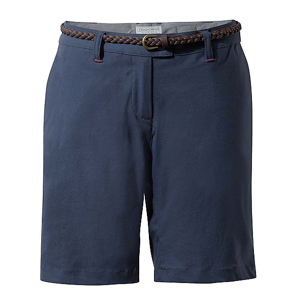 Craghoppers Nat Geo Nosilife Fleurie Womens Shorts, Soft Navy, 600