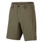 Oakley Icon Chino Mens Hybrid Shorts, Dark Brush, medium