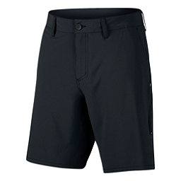 Oakley Icon Chino Mens Hybrid Shorts, Blackout, 256