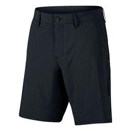 Oakley Icon Chino Mens Hybrid Shorts, Blackout, 256