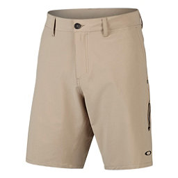 Oakley Icon Chino Mens Hybrid Shorts, Rye, 256