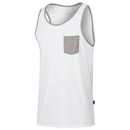 Oakley 50/50 Pocket Tank Top, White, 256