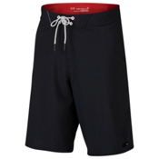 Oakley Sidetrack 21 Mens Board Shorts, Blackout, medium
