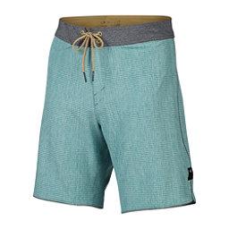 Oakley Single Fin 19 Mens Board Shorts, Tidepool, 256
