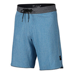 Oakley Single Fin 19 Mens Board Shorts, Ozone, 256