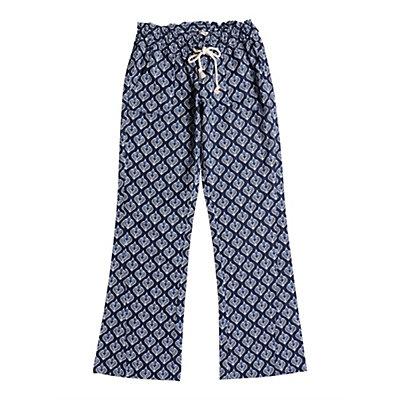 Roxy Oceanside Printed Womens Pants, , viewer