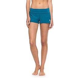 Roxy Endless Summer Womens Board Shorts, Mosaic Blue, 256