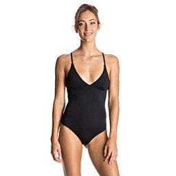 Roxy Strappy Love Criss Cross One Piece Swimsuit, , 256