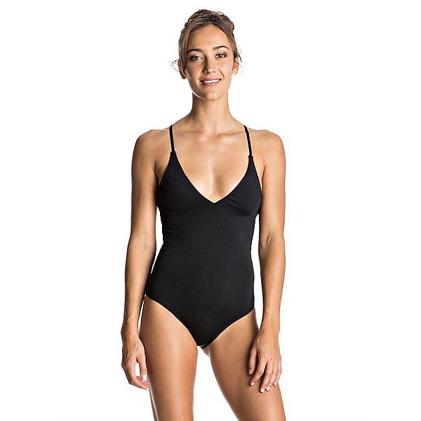 Roxy Strappy Love Criss Cross One Piece Swimsuit, , 600