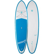 Riviera Paddlesurf Original 10'6 Recreational Stand Up Paddleboard 2017, Cyan, medium