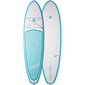 Riviera Paddlesurf Original 10'6 Recreational Stand Up Paddleboard 2017, Mint, medium