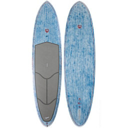 Riviera Paddlesurf Original 11'6 Recreational Stand Up Paddleboard 2017, Stressed Blue, 256