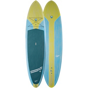 Riviera Paddlesurf Original 11'6 Recreational Stand Up Paddleboard 2017, Stress Lime, medium