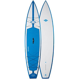 Riviera Paddlesurf Voyager 12'6 Touring Stand Up Paddleboard 2017, Blue, 256