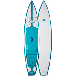 Riviera Paddlesurf Voyager 12'6 Touring Stand Up Paddleboard 2017, Turquoise, 256