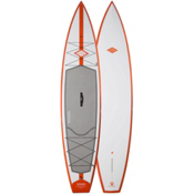 Riviera Paddlesurf Voyager 12'6 Touring Stand Up Paddleboard 2017, Orange, medium