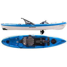 Hurricane Skimmer 120 Propel Sit On Top Kayak 2017, Blue, 256