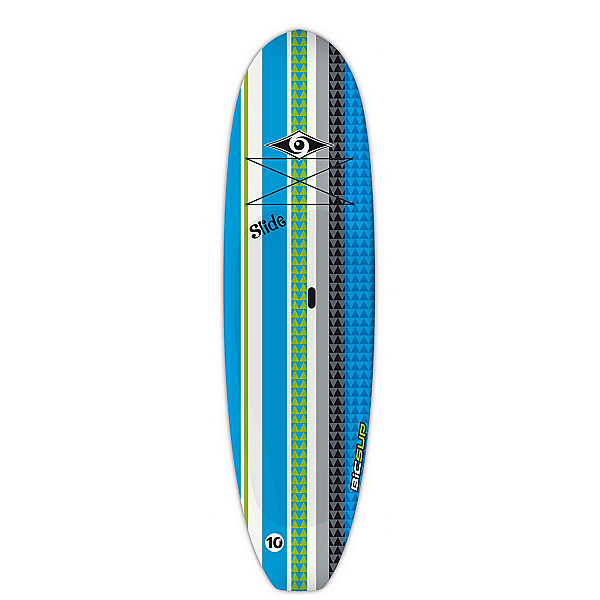 Bic 10'6 Slide Pack Recreational Stand Up Paddleboard 2017, , 600