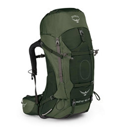 Osprey Aether AG 60 Backpack 2017, Adriondack Green, 256