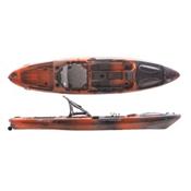 Native Watercraft Slayer 12 Pro Fishing Kayak 2017, Copperhead, medium