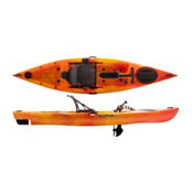 Liquidlogic Manta Ray Propel 12 Kayak 2017, Sunburst, medium