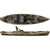Ocean Kayak Prowler Big Game Angler II Kayak 2017, Brown Camo, medium