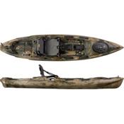 Ocean Kayak Prowler Big Game Angler II Fishing Kayak 2017, Brown Camo, medium