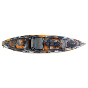 Ocean Kayak Prowler Big Game Angler II Kayak 2017, Orange Camo, medium