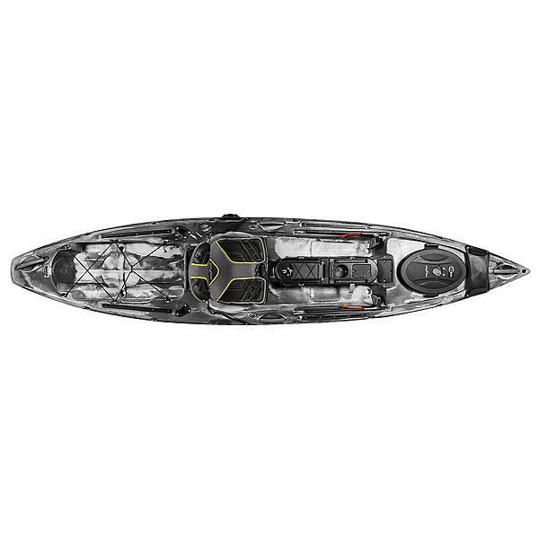 Ocean Kayak Trident 11 Angler Kayak 2017, Urban Camo, 600