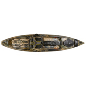 Ocean Kayak Trident 11 Angler Kayak 2017, Brown Camo, medium