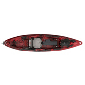 Old Town Predator XL Fishing Kayak 2017, Black Cherry, medium