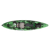 Old Town Predator XL Kayak 2017, Lime Camo, medium