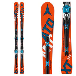 Atomic Redster Doubledeck 3.0 XT Skis with X 12 TL Bindings, , 256