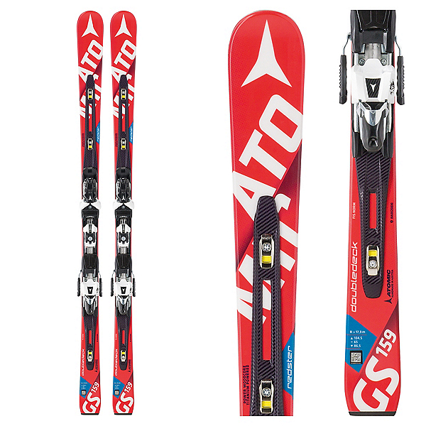 Atomic Redster FIS Doubledeck GS J Junior Race Skis, , 600
