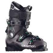 Salomon Quest Access Custom Heat Ski Boots 2017, Anthracite Translucent-Black, medium