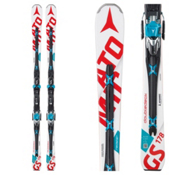Atomic Redster Doubledeck 3.0 GS Race Skis with X 12 TL Bindings 2017, , medium