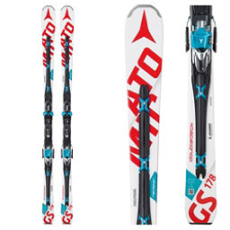 Atomic Redster Doubledeck 3.0 GS Race Skis with X 12 TL Bindings 2017, , 256
