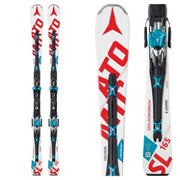 Atomic Redster Doubledeck 3.0 SL Race Skis with X 12 TL Bindings, , 256