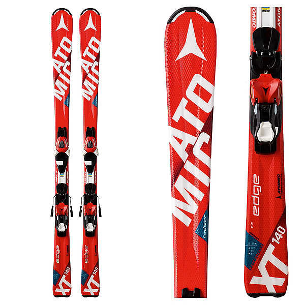 Atomic Redster Jr. Edge Junior Race Skis with XTE 7 Bindings, , 600