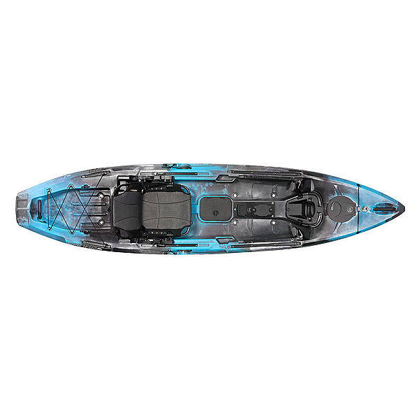 Wilderness Systems Radar 115 Kayak 2017, Midnight, 600