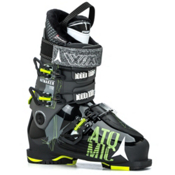 Atomic Waymaker 110 Ski Boots 2017, Black-Lime, medium