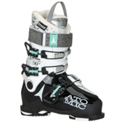 Atomic Waymaker 90 W Womens Ski Boots 2017, Black-White, medium
